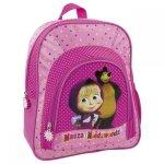 Plecak przedszkolny wycieczkowy MASZA I NIEDŹWIEDŹ (PL12MN10)