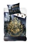 Pościel bawełniana Harry Potter 160 x 200 cm komplet pościeli (HP202019)