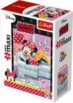 TREFL Puzzle miniMaxi 20 el. Myszka Minnie (21023)
