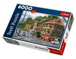 TREFL Puzzle 6000 el. Uliczka Paryża (65001)