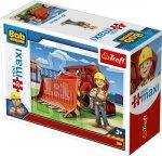TREFL Puzzle miniMaxi 20 el. Bob Budowniczy (21011)