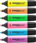 Zakreślacz ORION 6 kolorów, KAMET