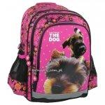 Plecak szkolny THE DOG (PL15TD30)