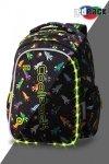 Plecak CoolPack LED JOY M rakiety ROCKETS (94788)