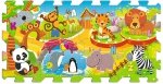 TREFL Puzzle piankowe Puzzlopianka Zoo Fun (60695)