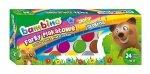 Farby plakatowe BAMBINO 24 kolory (02885)