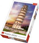 TREFL Puzzle 1000 el. KRZYWA WIEŻA W PIZIE (10441)