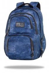 Plecak CoolPack AERO mglisty niebieski, FOGGY BLUE (C34131)