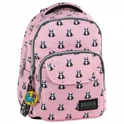 Plecak szkolny młodzieżowy BackUP PANDY (PLB2L53)
