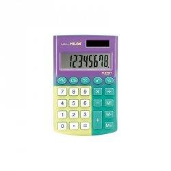Kalkulator kieszonkowy SZKOLNY Milan SUNSET (151008SN)