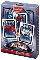 TREFL Gra karty PIOTRUŚ, Spiderman (08451)
