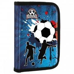 Piórnik z wyposażeniem FOOTBALL Piłka nożna (PWJPI12)