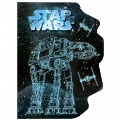 Notes kształtowy STAR WARS Gwiezdne wojny (NKA6SW)