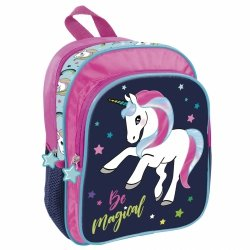Plecak przedszkolny wycieczkowy UNICORN Jednorożec (PL11JR10)