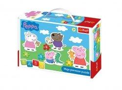 TREFL Puzzle BABY CLASSIC Świnka Peppa (36061)