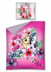 Komplet pościeli pościel My Little Pony Kucyki 140 x 200 cm (MLP27DC)