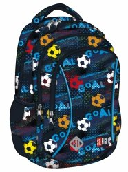 Plecak wczesnoszkolny ST.RIGHT gol, GOAL BP26 (22137)