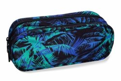Piórnik CoolPack CLEVER w liście, PALMS TANGLE (B65030)