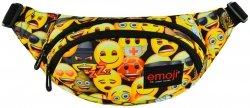 Saszetka na pas torba nerka, Emoji EMOTIKONY WB2 (42137)