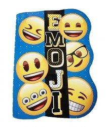 Notes kształtowy A6 Emoji EMOTIKONY (NKA6EM03)