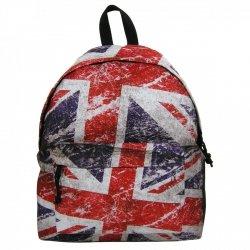 Plecak szkolny FULL PRINT GREAT BRITAIN młodzieżowy (PLM16J04)