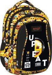 Plecak szkolny ST.RIGHT młodzieżowy Emoji EMOTIKONY BP4 (42083)