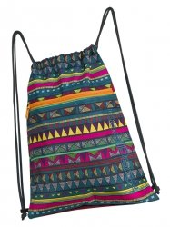 WOREK CoolPack SHOE BAG sportowy na obuwie wzór meksykański, MEXICAN TRIP (85618CP)