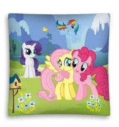 Poszewka na poduszkę 3D My Little Pony 40 x 40 cm (MLP11)