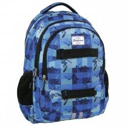 Plecak szkolny młodzieżowy (PLM18A37)