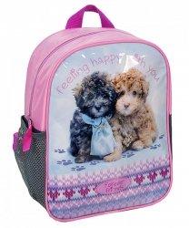 Plecak przedszkolny wycieczkowy Rachael Hale PIESKI (RHE303)