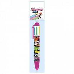Długopis automatyczny 6 kolorów ATOMÓWKI (D6KAT10)