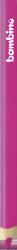 Kredka kredki BAMBINO w oprawie drewnianej RÓŻOWA (03653)