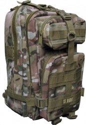 Plecak młodzieżowy ST.RIGHT moro Military Multi Camo BP43 (19830)