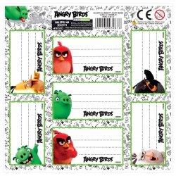 Nalepki na zeszyty ANGRY BIRDS FILM (NNZAB)