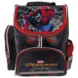 ZESTAW 4 el. Tornister szkolny ergonomiczny SPIDER-MAN HOMECOMING (TEMBSH12SET4CZ)