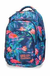 Plecak CoolPack VANCE w różowe flamingi, PINK FLAMINGO (B37126)
