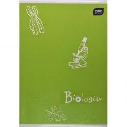 Zeszyt tematyczny przedmiotowy A5 60 kartek w kratkę BIOLOGIA (30164)