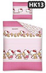 Komplet pościeli pościel Hello Kitty 160 x 200 cm (HK13DC)