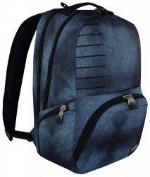 Plecak młodzieżowy ST.RIGHT dżinsowy ST.JEANS BP35 (19939)