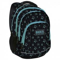 Plecak szkolny młodzieżowy BackUP GWIAZDY (PLB2A33)