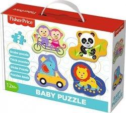 TREFL Puzzle BABY Radosne zwierzątka (36081)