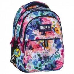 Plecak szkolny młodzieżowy BackUP WIOSENNY (PLB2N28)