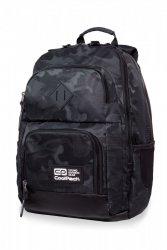 Plecak CoolPack UNIT czarny, ARMY BLACK (B32076)