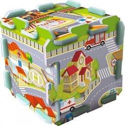 TREFL Puzzle piankowe Puzzlopianka CITY FUN 5 W 1 (60696)