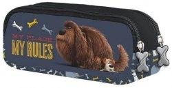 Piórnik saszetka THE SECRET LIFE OF PETS, Sekretne życie zwierzaków domowych (70987)