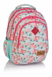 Plecak HASH w piwonie, PEONY HS-48 (502019042)