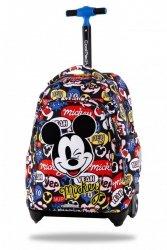 ZESTAW 3 el. Plecak CoolPack JACK na kółkach Myszka Mickey, MICKEY MOUSE (B53300SET3CZ)