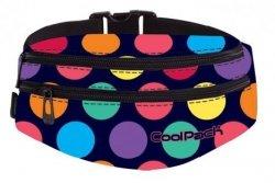 SASZETKA NERKA CoolPack na pas torba MADISON w kolorowe kropki, LOLLIPOP (79464)