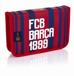 Piórnik z wyposażeniem FC BARCELONA (503018001)
