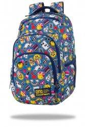 Plecak CoolPack VANCE 20 L Emoji EMOTIKONY (C37142)